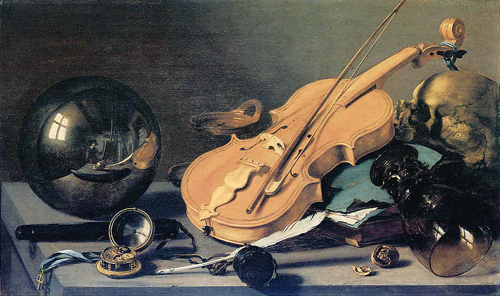 Claesz_Pieter_(disputed)-Vanitas-Stilleben_(Stilleben_mit_Glaskugel)1625