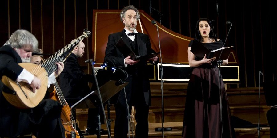 Boston Early Music Festival Ensemble: Duets of Love and Passion