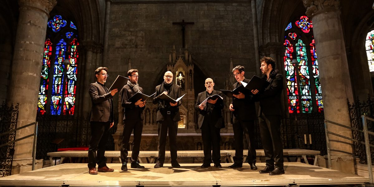 Cantores: 14th C Music from the Papal Chapel in Avignon