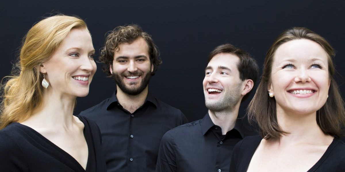 Diderot String Quartet: Bach to the Future: Legacy of the Fugue