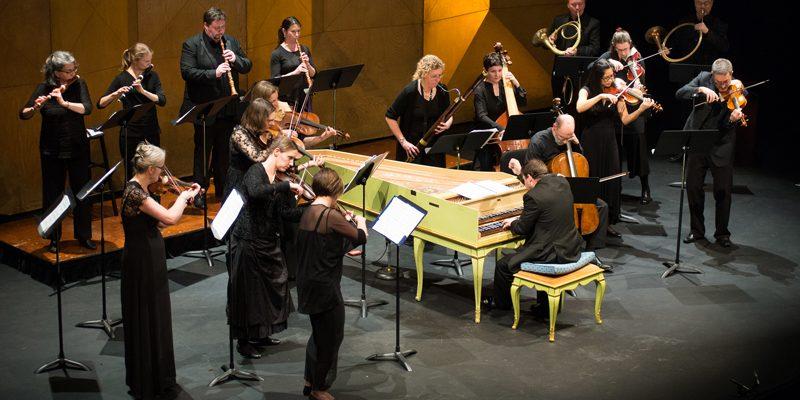 Victoria Baroque Players: A Festive Baroque Christmas