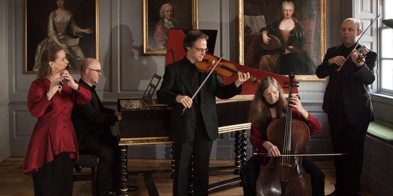 London Handel Players: A Celebration of Baroque Dance