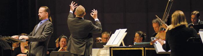 Bach Christmas Oratorio: Stephen Stubbs