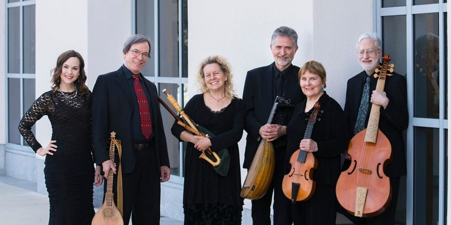 The Baltimore Consort: If Music be the Food of Love